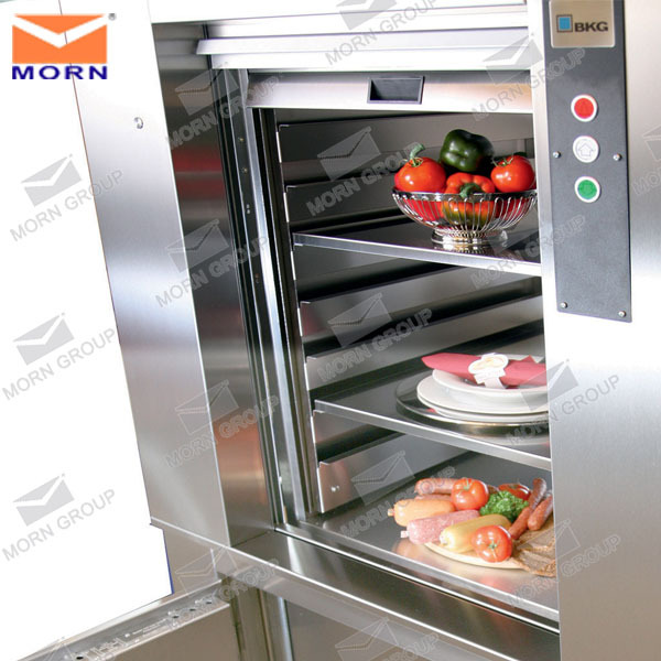 Commercial dumbwaiter lifts