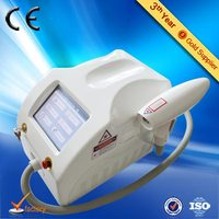 New Arrival!!! TUV/CE approved nd yag laser pigmentation removing with 1064&532nm