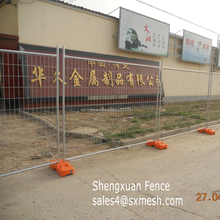 Temporary fencing for private functions / used temporary fence / wire mesh fence fasteners /