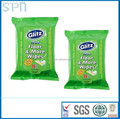 OEM/ODM welcome 20*30cm disposable cleaning cloth/floor wipe