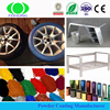 Excellet UV resistance semi glossy powder coating paint