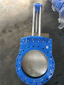 PN10 wafer type knife gate valve