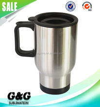 Wholesaler Best Stainless Steel Metal Mug for Thermal Travel Mug