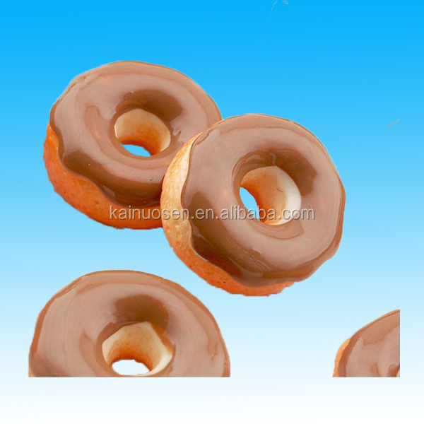 Kawaii Flat Back Resins For Creamy Donut Style