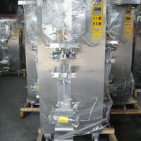 Liquid Filling Machine Water Sachet Packing