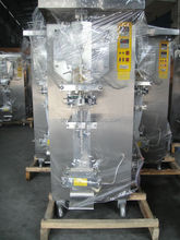 liquid filling machine/ water sachet packing machine/milk pouch packaging machine