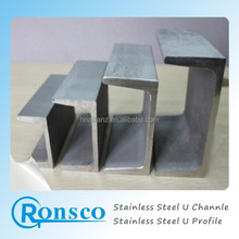 Ss400 Jis Standard U Channel Steel Sizes
