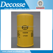 High-end cheap price truck engine parts oil filter LF3349