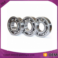 Small size deep groove ball bearing catalog made in china low price