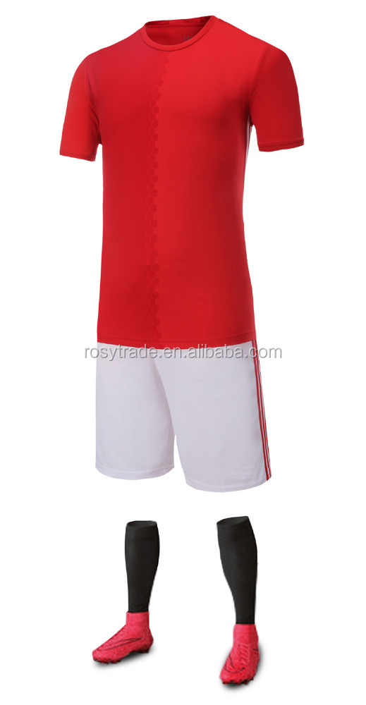 sports foot jersey new models customized, lastest soccer uniform grade original quality, wholesale soccer uniforms thai quality