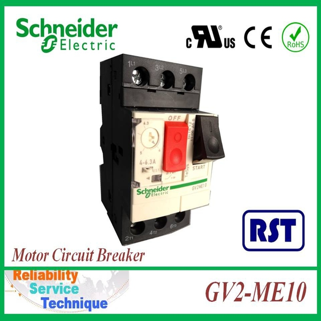 Brand new circuit breaker alarm Motor protection