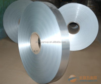 Low price widely used high quality aluminum strip 8011 for water pipe/air duct/ceiling