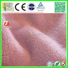 high quality super soft polar fleece fabric 400gsm