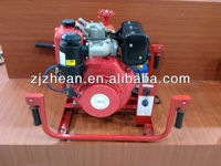 diesel fire pump with engine for 13 HP/pumps for fire truck