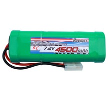 Battery 12 v 1800mah cell battery packs for RC remote control toy cars