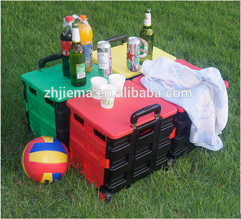 Water Bottle Travel Bag Chair Airport Sky Room Service Housekeeping Grocery Garden Beach Trolley Cart