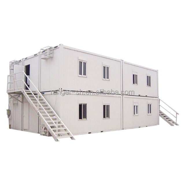 High quality Outdoor Elegant Design Prebuilt Mobile Prefab Container House for Sale