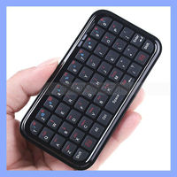 Ultra Slim Mini Keyboard for iPhone 4 4S Wireless Bluetooth Keyboard