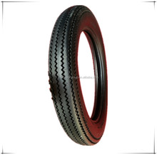 sawtooth motorcycle tyre and tube 4.00-18