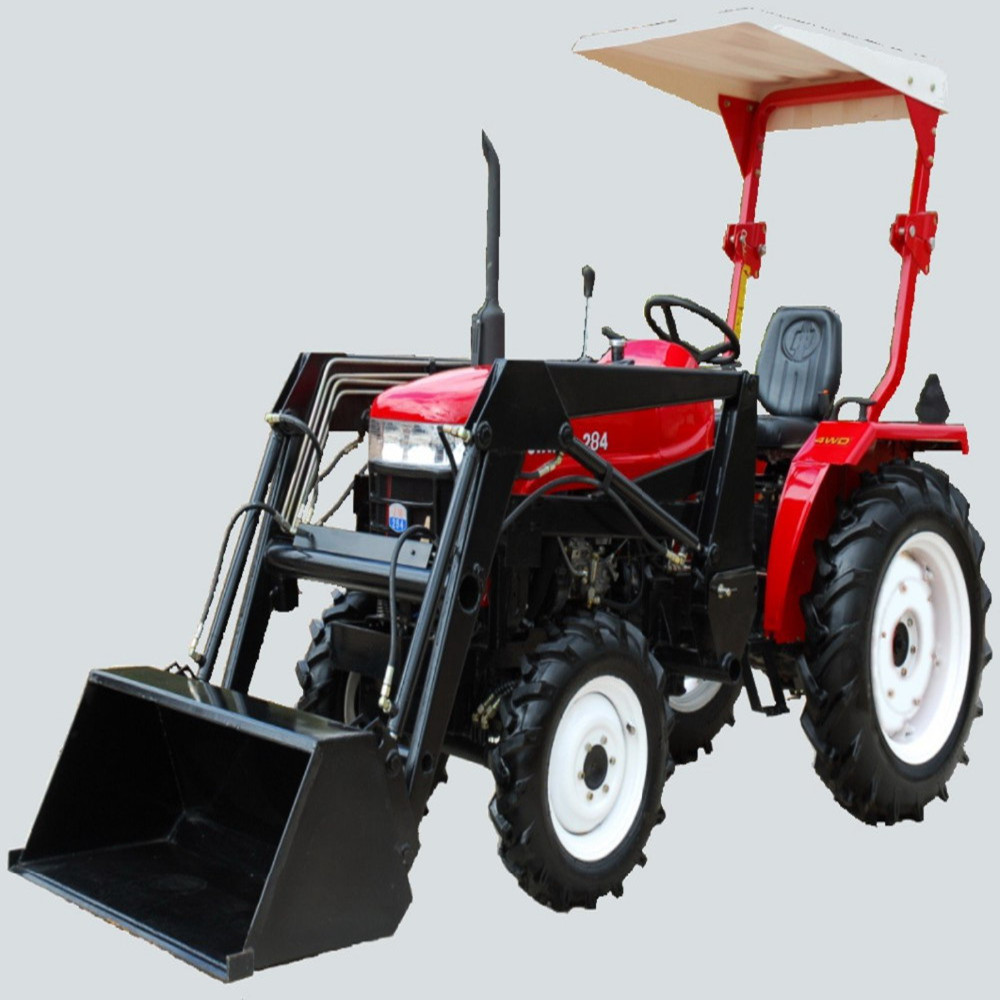 hot sale 28hp farm tractor jinma 284 factory