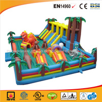 2016 best selling Gaint inflatable bouncer for kids/Inflatable Integrated Products