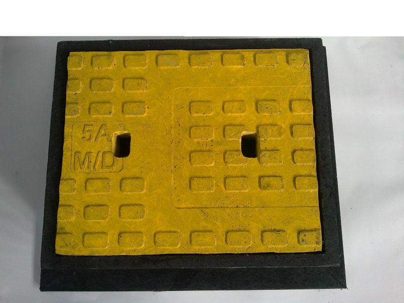 Type 5 Hydrant Cover and Frame