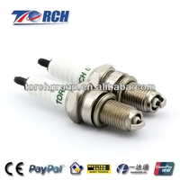 gy6 150cc engine atv spark plug