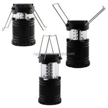 Classic 30 Led Camping Light Dry Battery Operated Folding Led Camping Lantern