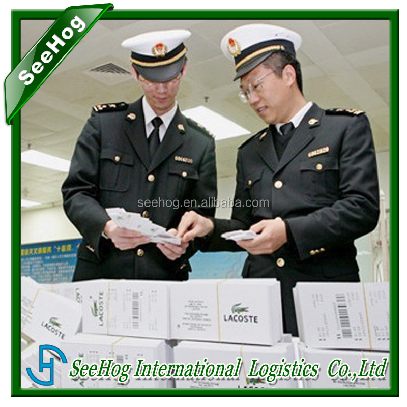 China customs clearance of import milk powder