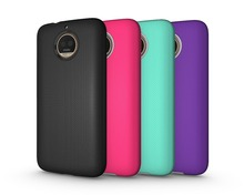 Mobile Accessories Plastic Hard Cell Phone Cover Case for Motorola G5S Plus