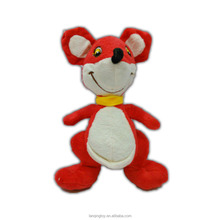 Factory Custom Wholesale Plush Fox Stuffed <strong>Animals</strong>