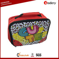 2014 Fashion and promotion lunch bag cooler lunch bag