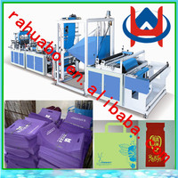 High-yield and Cost-effective Automatic computer non woven rice bag making machine