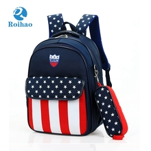 Innovative Hapnt College Bag fashion Backpack Brand For Teenagers