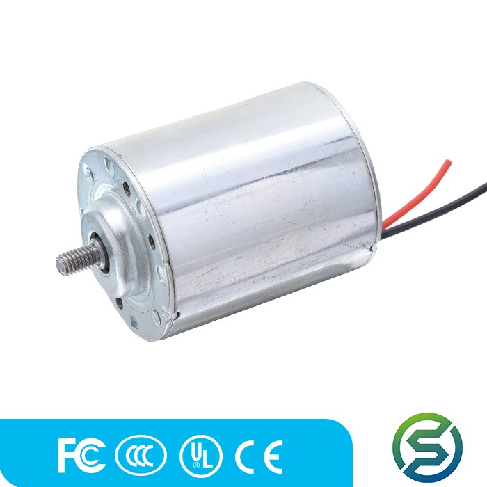 Customized micro 24 volt dc motor 3000rpm high power for drill can match gearbox