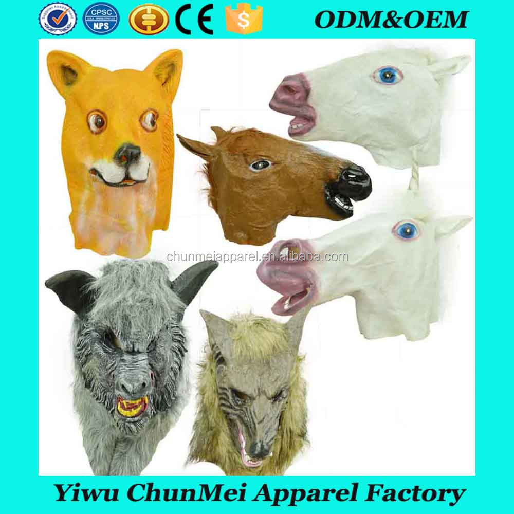List Manufacturers of Halloween Mask Latex, Buy Halloween Mask ...