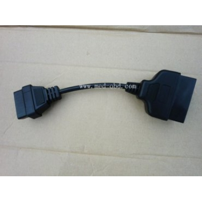 OBD2 Cable 16P Female for TOYOTA 22p J1962f OBD2 Adapter e