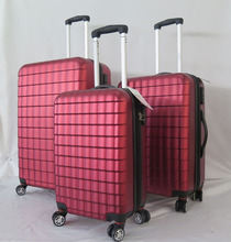 Wholesales Factory Price Trolley Spinner PETTravel Luggage /Trolley Bag/Suitcase Luggage DC--7103