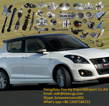 High quality Suzuki Auto parts