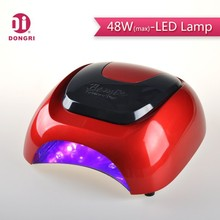 Hot sale Max 48W CE approval high-power 18g nail LED UV Lamp
