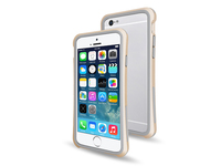 bumper frame tpu pc hybrid high quality case for iphone 6