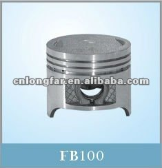 Hot sell motorcycle piston kit for FB100