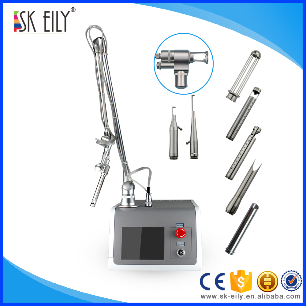 China brand Portable CO2 Fractional laser/surgery/acne scar laser treatment