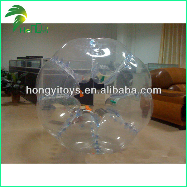 Outdoor Adult Play Tranparent Excellent Quality Inflatable Bumper Balls For Kids