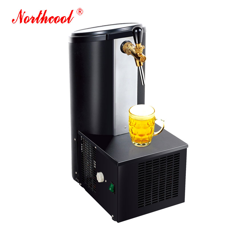 220V ac electric beer cooler for bar