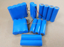 type high quality 18650 battery cell 3.7v 800mah 1000mah li-ion battery 3000mah portable battery pack for flashlight torch