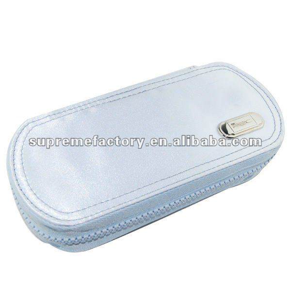 For PSP 2000 1000 Protect Pouch Nylon Case White
