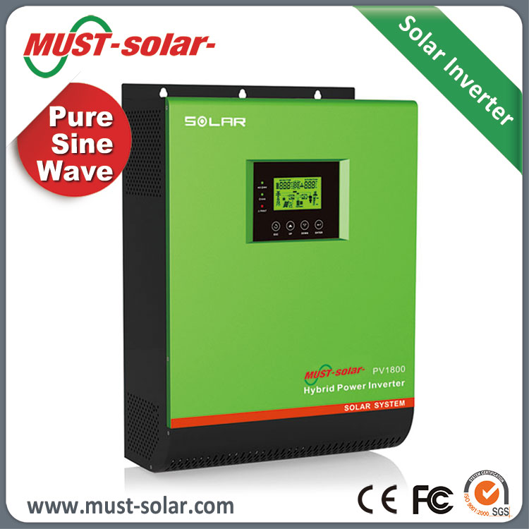 Best quality 4000w modified sine wave solar power inverter 30kw 12v 220v for home use