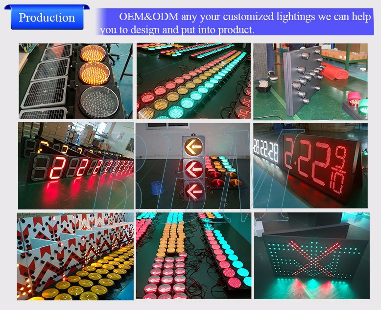 200mm red green led static pedestrian crossing light
