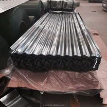 Galvanized flat sheet 3mm galvanized iron sheet for roofing